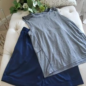 Men's workout outfit